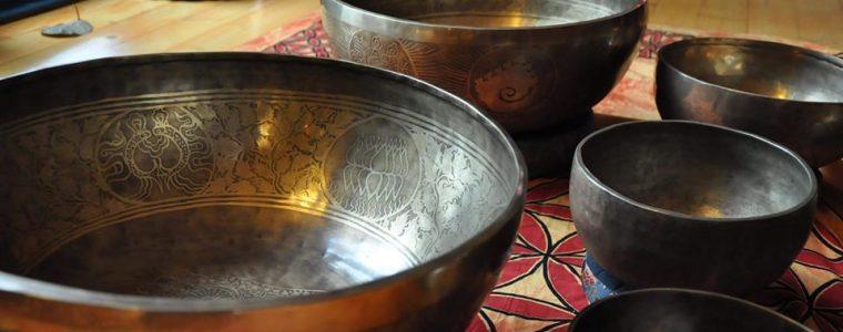 Workshop - Zvukoterapia s tibetskými miskami