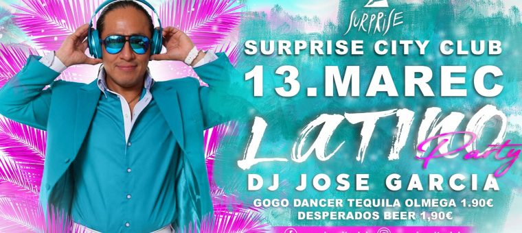Latino Party ☆DJ Jose Garcia☆