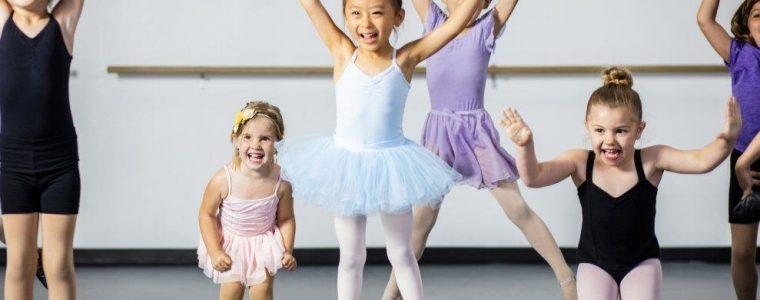 Tanečný kurz pre deti 3-5 rokov
