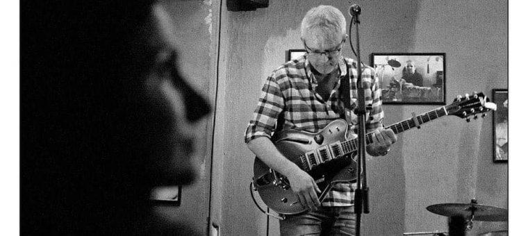 Hudobný piatok - Števo Šanta - Indie Folk & Acoustic Pop