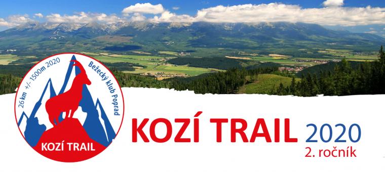 Kozí trail 2020