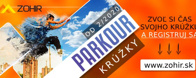 Parkour krúžok Bratislava-Dúbravka 2 | Zohir.sk