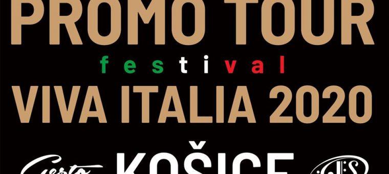 Promo Tour Viva Italia 2020