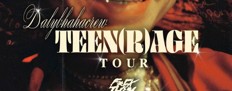 DALYB *TEEN(r)AGE TOUR* Poprad