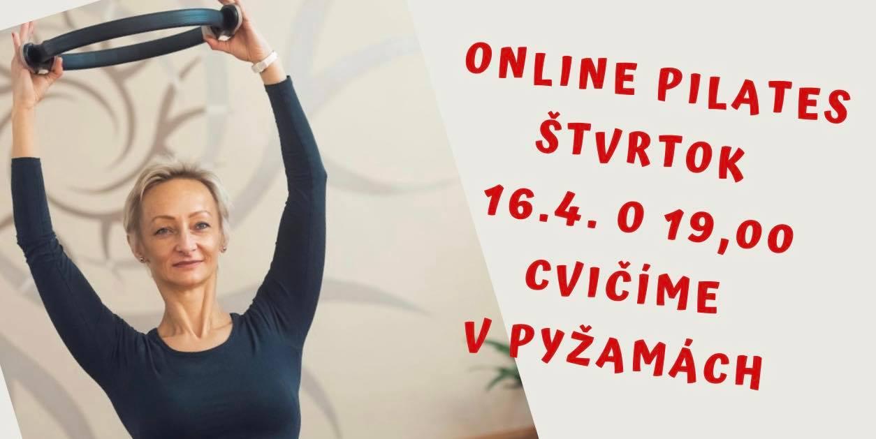Online Pilates Poprad