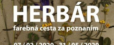 Herbár - farebná cesta za poznaním