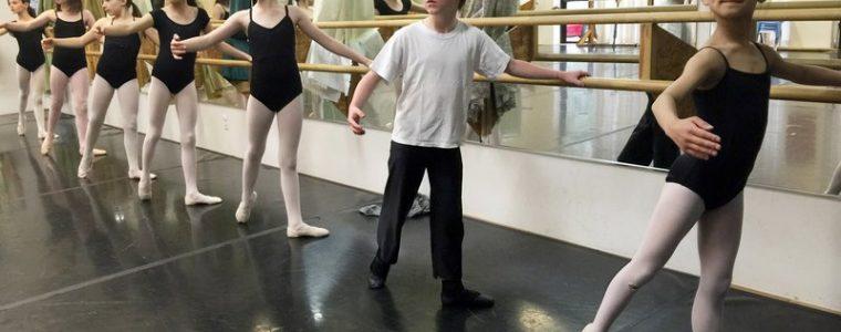 Balet pre deti 6 - 8 rokov