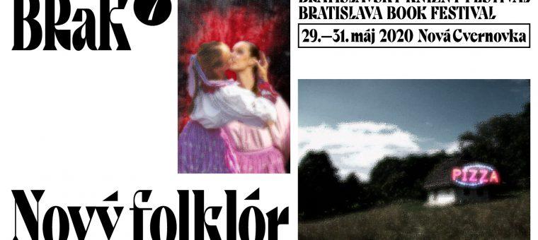 BRaK - Bratislavský knižný festival 2020
