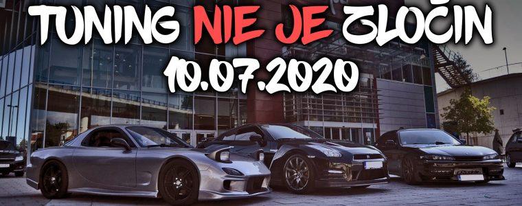 Tuning Nie Je Zločin 2020 - Prievidza