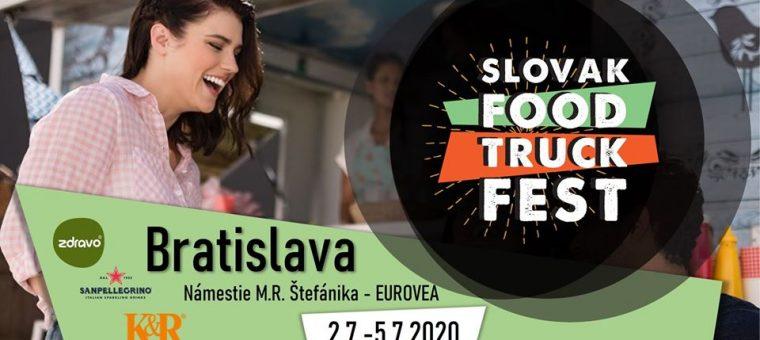 SlovakFoodTruckFest - Bratislava