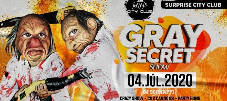 Graysecret Show @Surprise city club