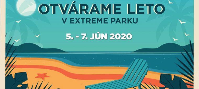 Otvárame leto v eXtreme parku