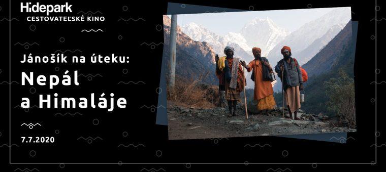 Jánošík na úteku: Nepál a Himaláje