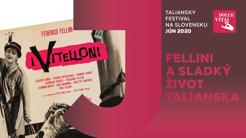 Fellini a sladký život Talianska (Fellini e la Dolce Italia)