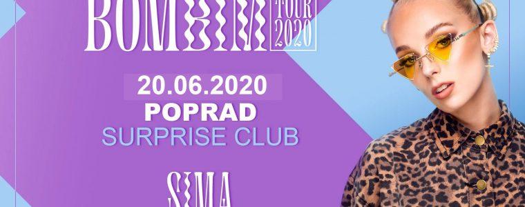 SIMA / Bombím Tour Poprad / Students Edition