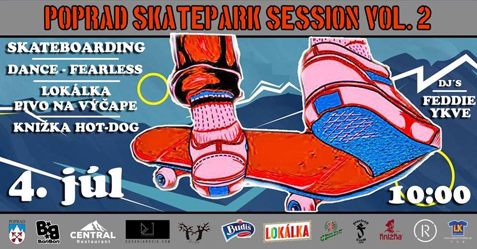 Poprad Skatepark Session Vol. 2