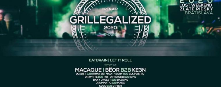 Grillegalized open air 2020