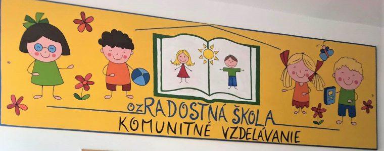 Deň otvorených dverí v Radostnej škole a škôlke
