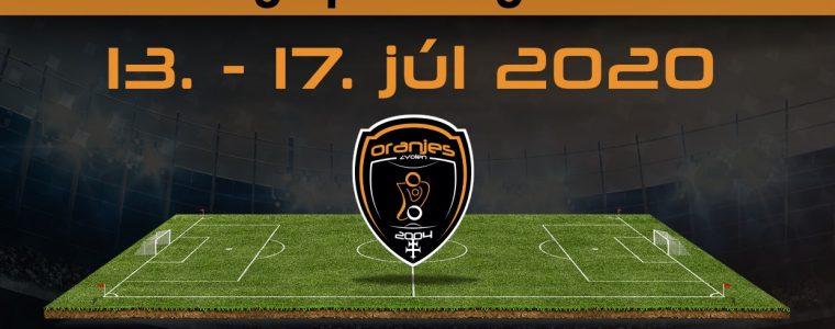 Denný športový tábor Oranjes