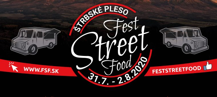 Fest Street Food Poprad