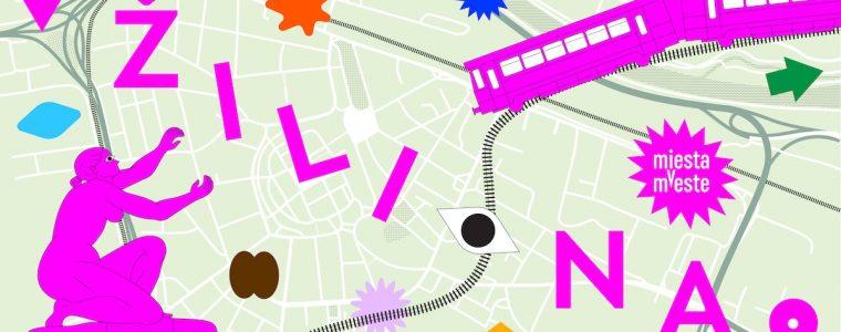 Miesta v meste: Fiesta v meste (krst alternatívnej mapy Žiliny)