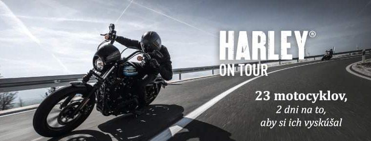Harley on Tour 2020 BB