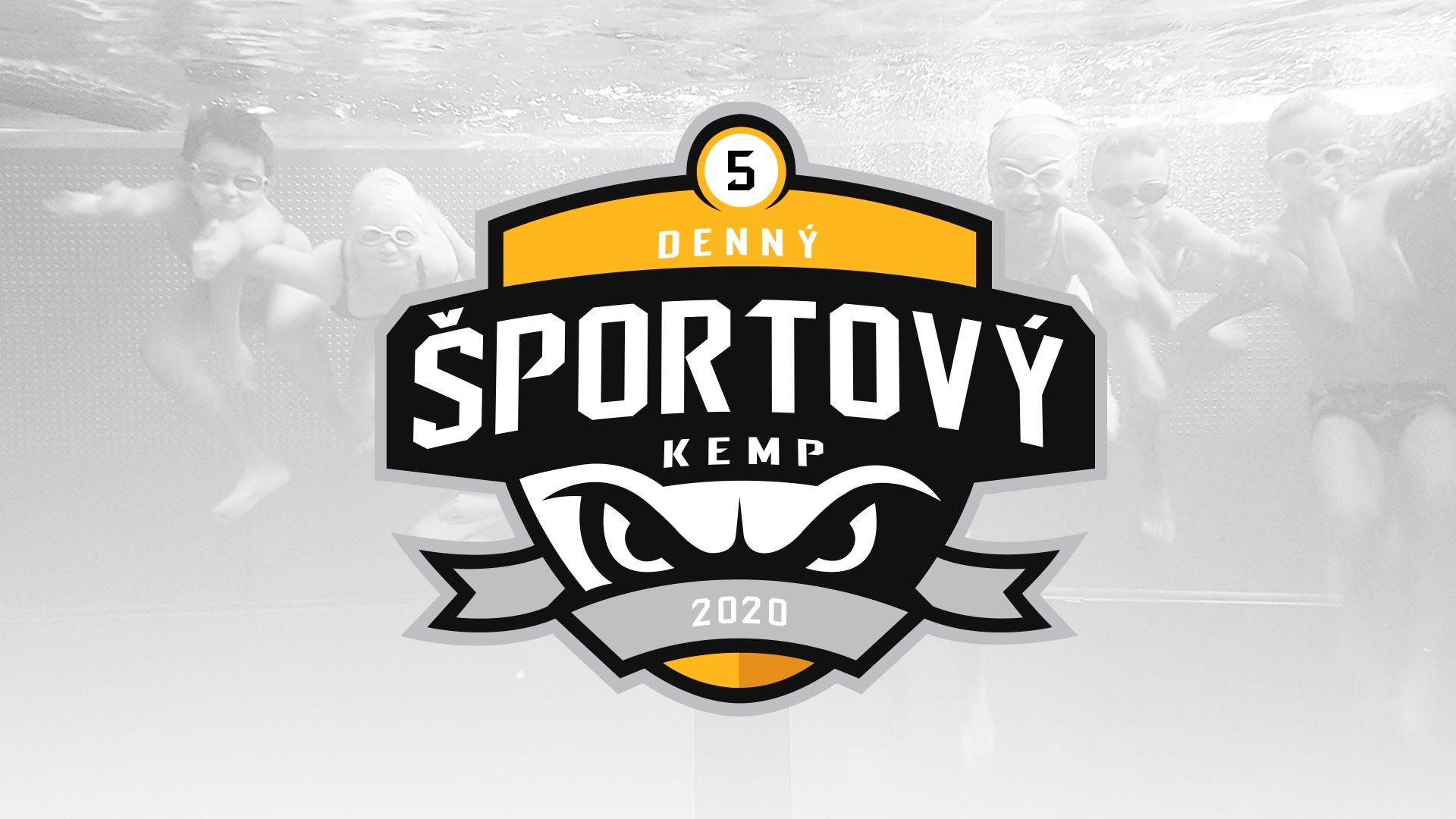 Denný Športový Kemp Leto 2020: 4. Turnus - Deti od 6 - 10 Rokov