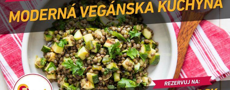 Moderná vegánska kuchyňa Chefparade.sk