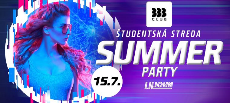 Summer Party /// Str 15.7. ☼ Club 333