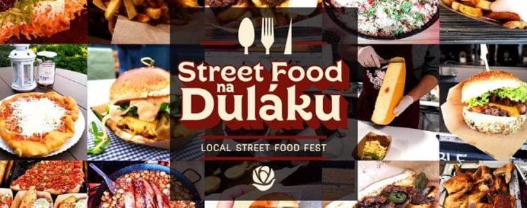 Street Food na Duláku 2 Dulovo Námestie