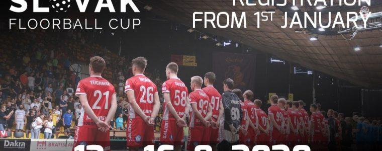 Slovak Floorball Cup 2K20 Bratislava