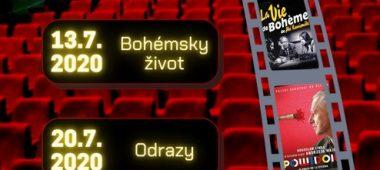 €urópske filmy za €uro v Poprade Kino Tatran