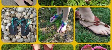 Žilina - kurz výroby sandálov Huarache