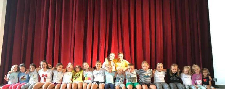 D turnus divadelný tábor Martin