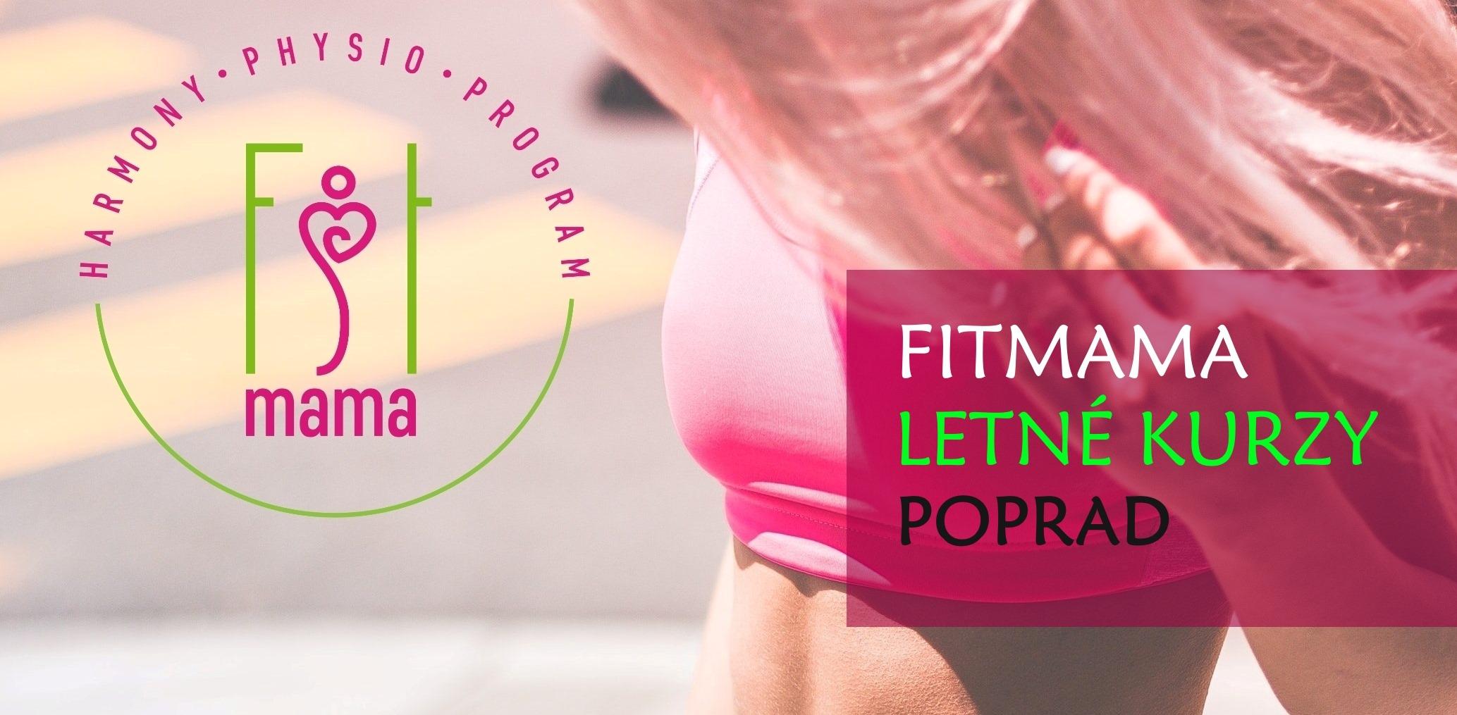 Fitmama letné kurzy - Poprad