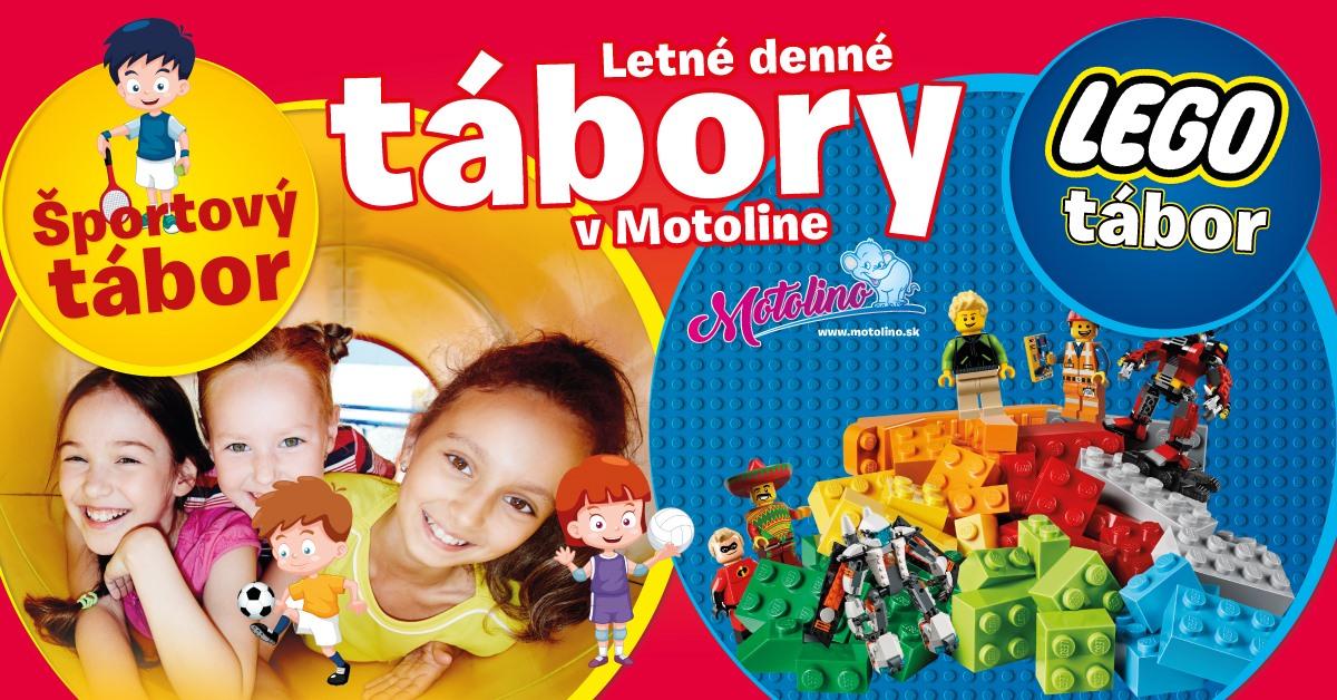 Denný Lego tábor v Moline - 3.8-7.8