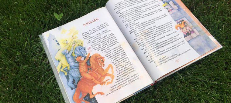 Letné čítanie: Popolvár Rosenfeldov palác