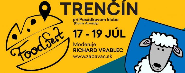 FOOD FEST Trenčín vol. 3 Dom armády, Trenčín