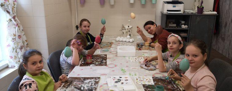 Letný denný kreatívny tábor Mystic Kreatívny svet