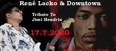 Rene Lacko & DownTown - 50th Anniversary Music a Cafe Nitra