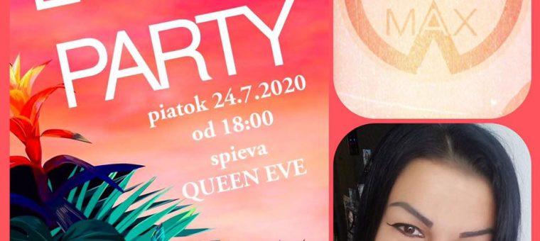 Latino Party s Queen Eve Café Bar Max