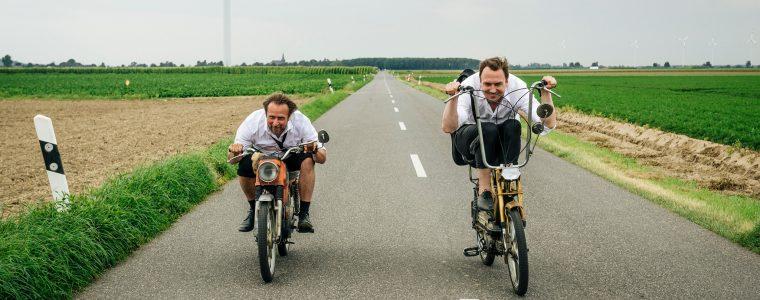 Letné kino Pocity: 25 km/h