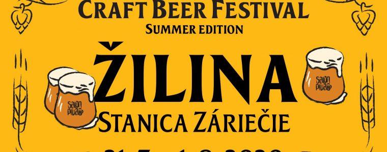 Salón Piva Žilina 2020 Stanica Žilina-Záriečie