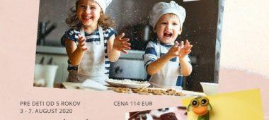Denný tábor - Kuchyňa hrou