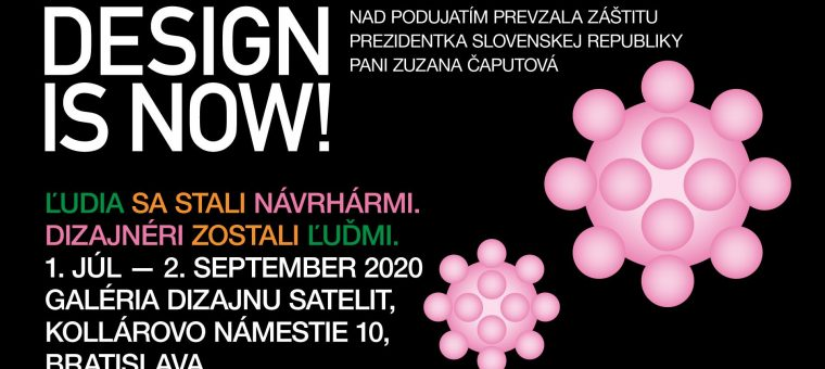 Design is Now!