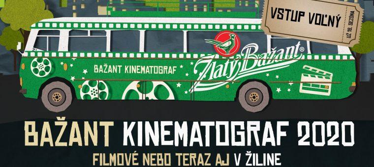 Bažant Kinematograf 2020 – Žilina