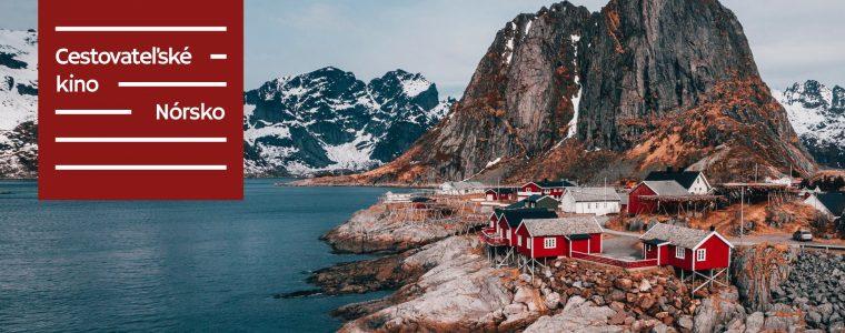Cestovateľské kino: Nórsko   Kino Úsmev