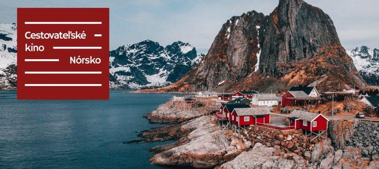 Cestovateľské kino: Nórsko | Kino Úsmev