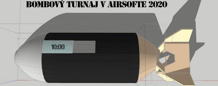 Bombový turnaj v Airsofte 2020 Paintball Opátske Košice