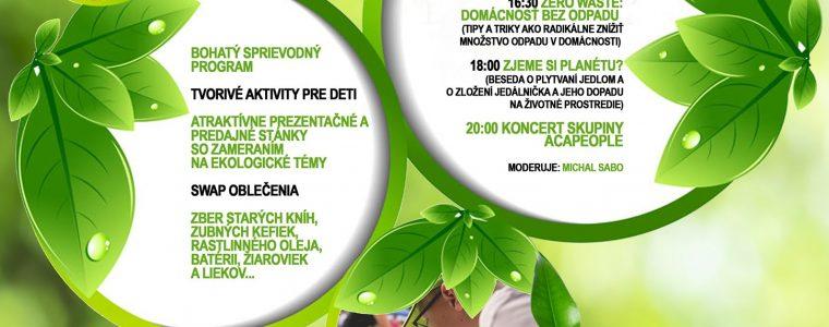 Eko deň 2020 Mesto Považská Bystrica